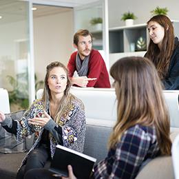 Estudio: Evaluación sociedad relación con las empresas