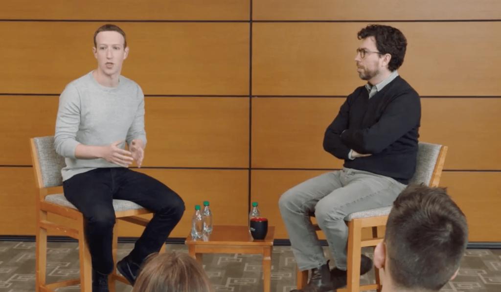 Facebook protegerá los datos de usuarios