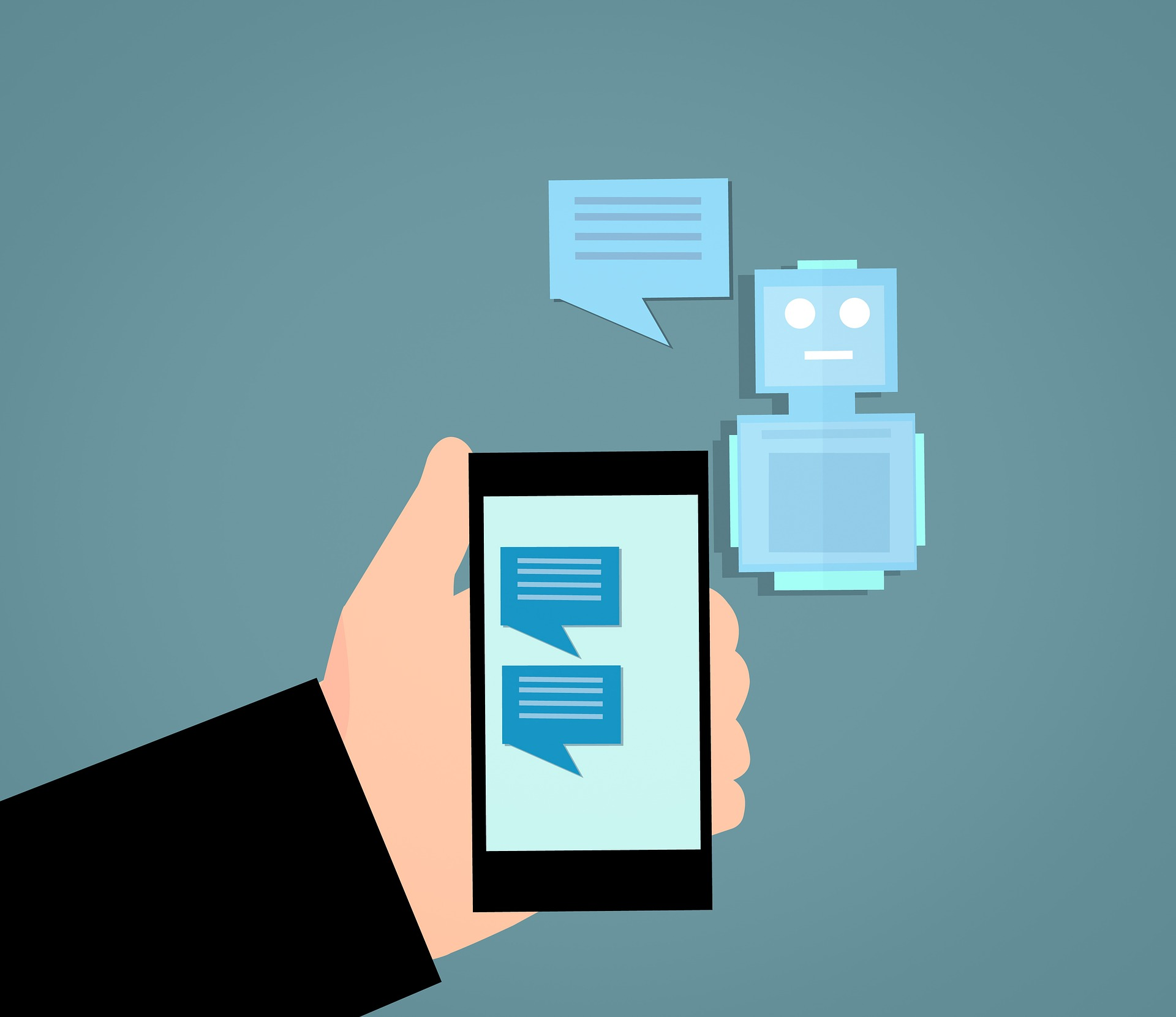 La influencia de Bots en el marketing digital