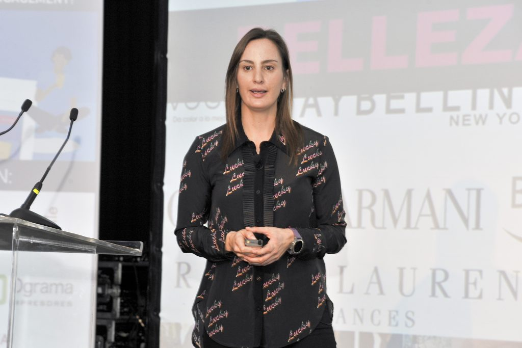 Caterina Calvo Ecommerce Corporate Manager de LOreal Chile