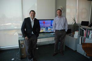 Matías Arentsen y José Miguel Lasota socios de Outdoor Research