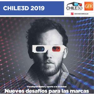 Estudio: Chile 3D 2019: Paradigma digital y aporte a la sociedad. Nuevos desafíos para las marcas
