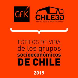Estudio: Estilos de vida de los grupos socioeconómicos de Chile