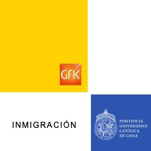 Estudio: Encuesta bicentenario 2018  Capitulo Inmigración