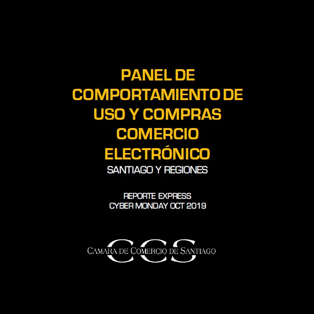 Estudio: Reporte Cyber Monday – PANEL DE COMP …