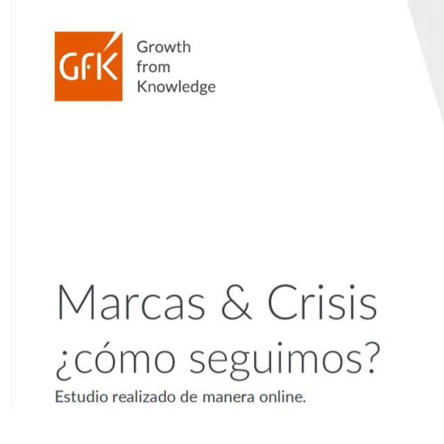 Estudio: Crisis y Marcas ¿Cómo seguimos?