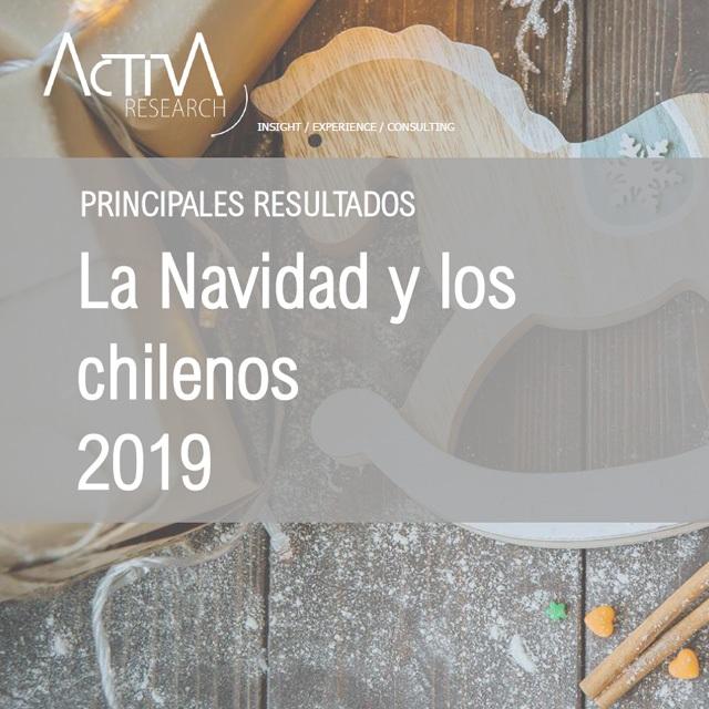 Estudio: La Navidad y los chilenos