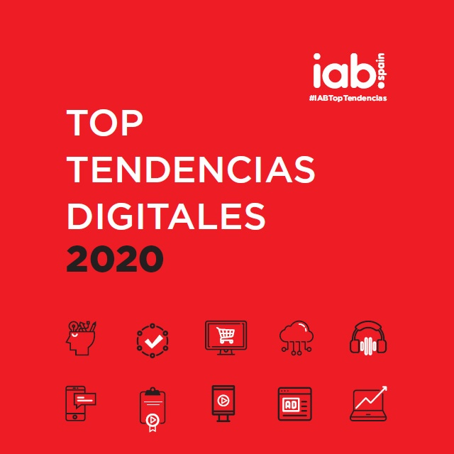 Estudio: Top Tendencias digitales 2020