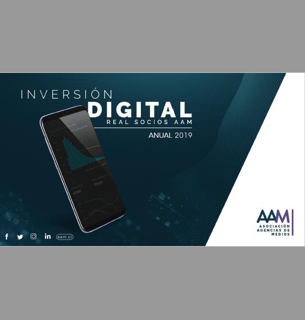 Estudio: Inversión Digital Socios Anual 2019 AAM