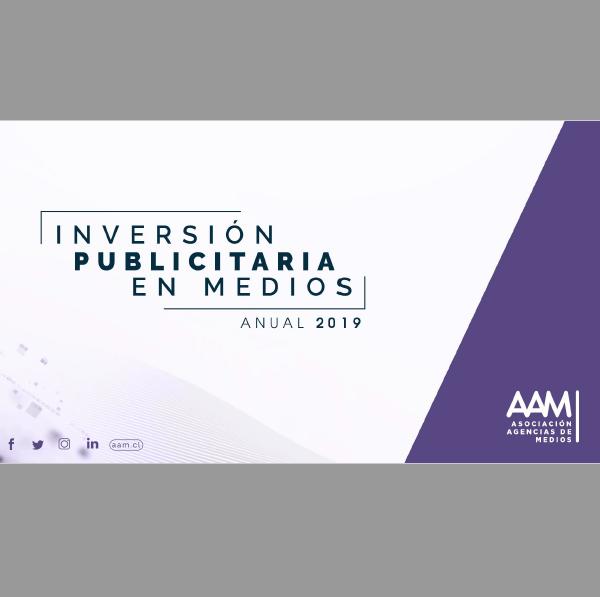 Estudio: Informe Inversión en Medios Anual 2019 AAM