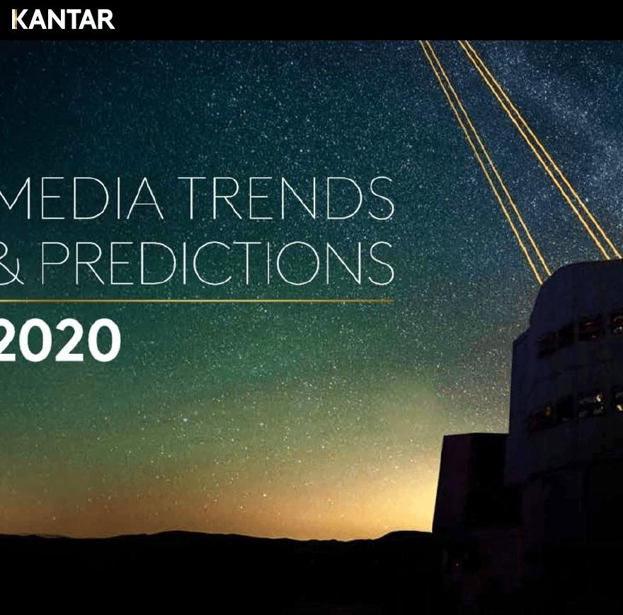 Estudio: Tendencias y Predicciones 2020