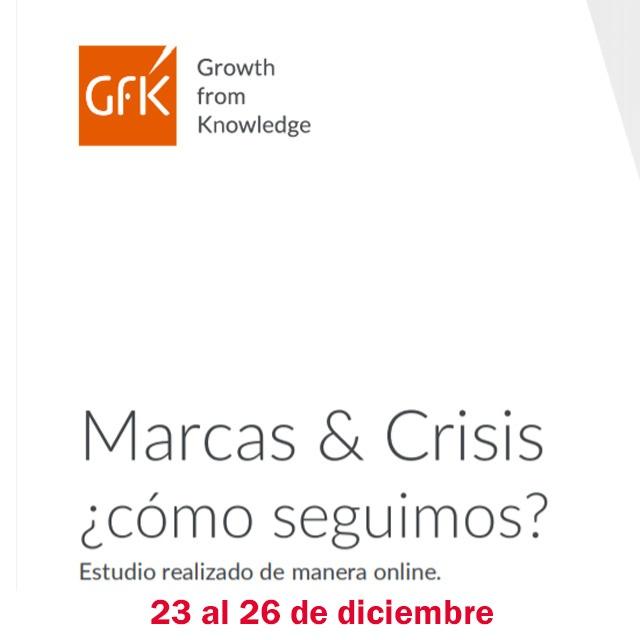 Estudio: Crisis y Marcas ¿Cómo seguimos? 5ta medición
