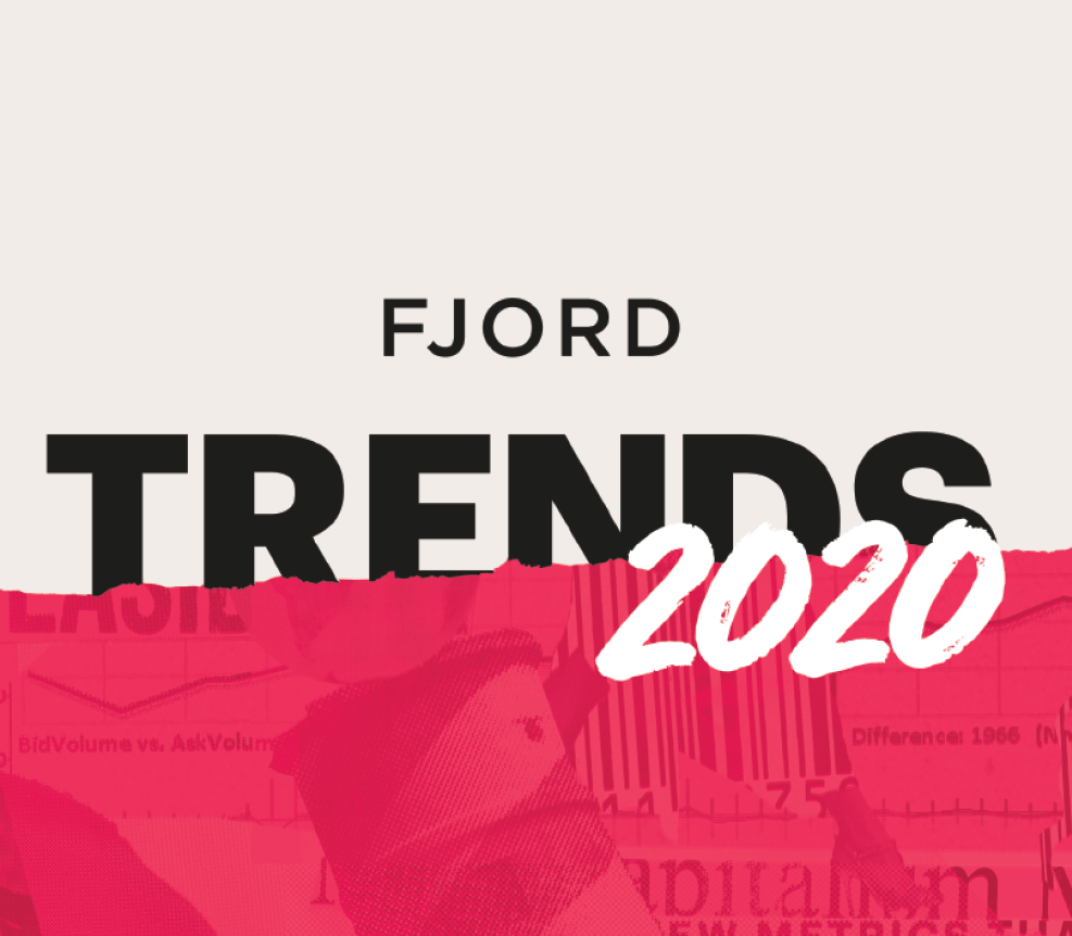 Estudio: Fjord-Trends Report