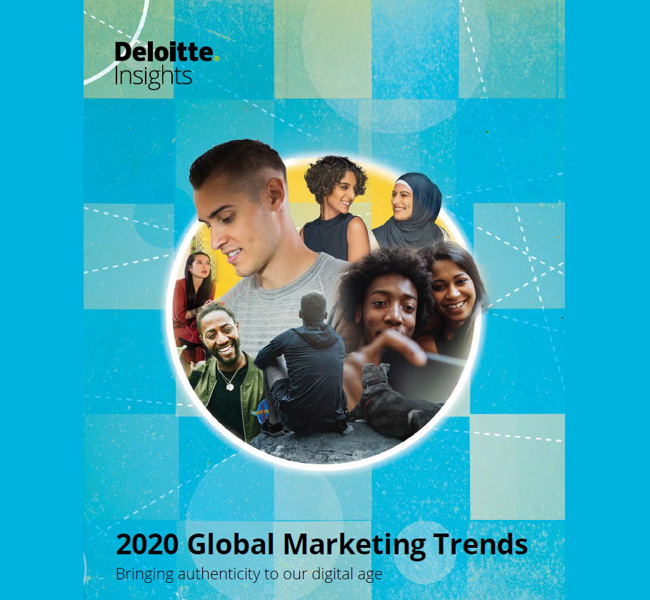 Estudio: 2020 Global Marketing Trends