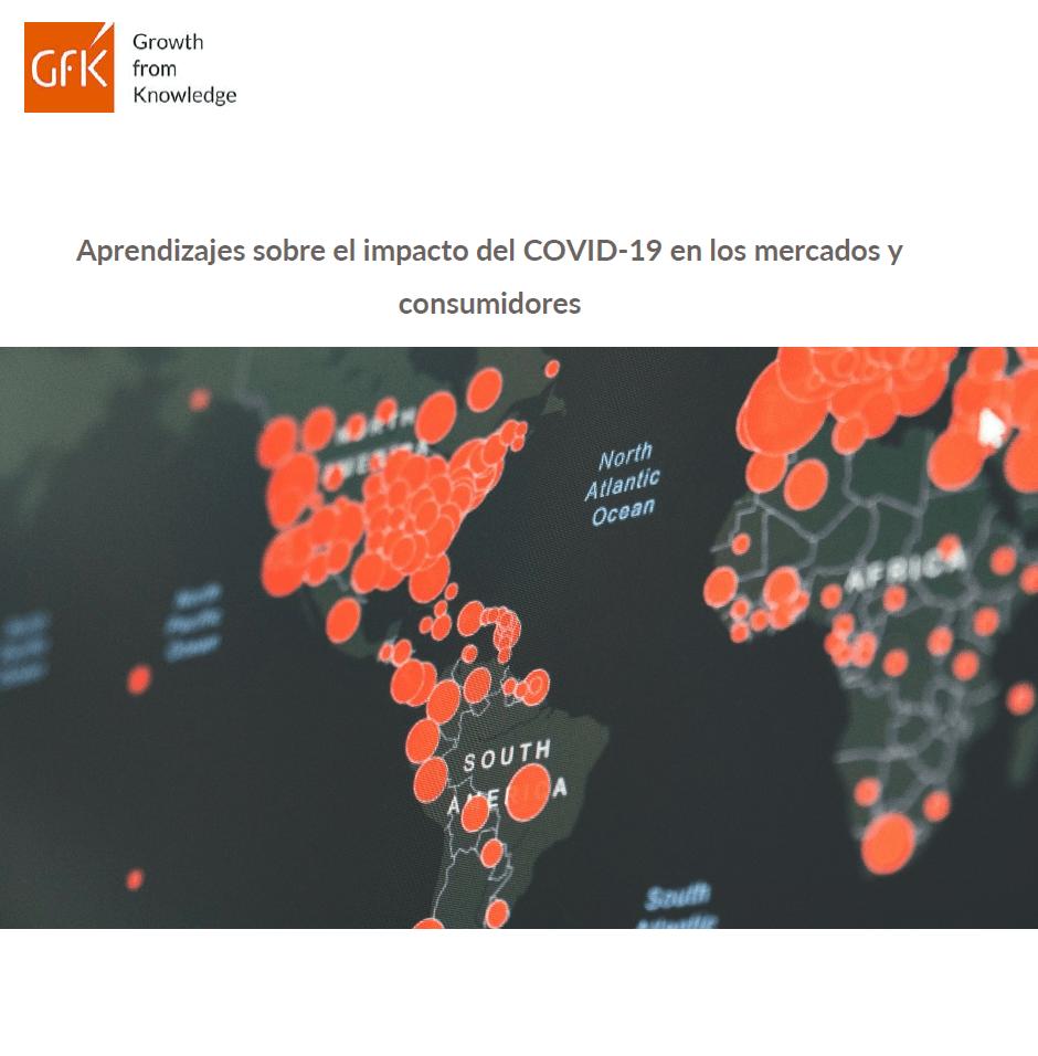 Estudio: Aprendizajes sobre impacto del COVID-19 en los mercados y consumidores