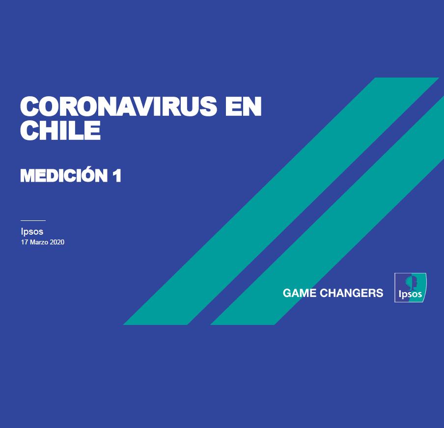 Estudio: Coronavirus en Chile  – medición 1