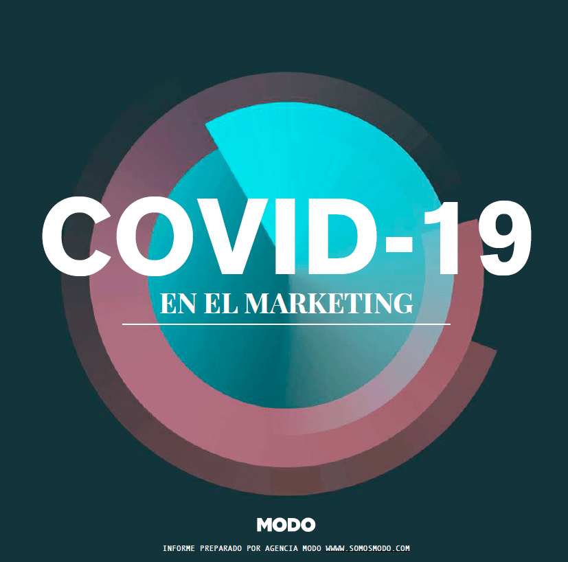 Estudio: CoVid-19 en el marketing