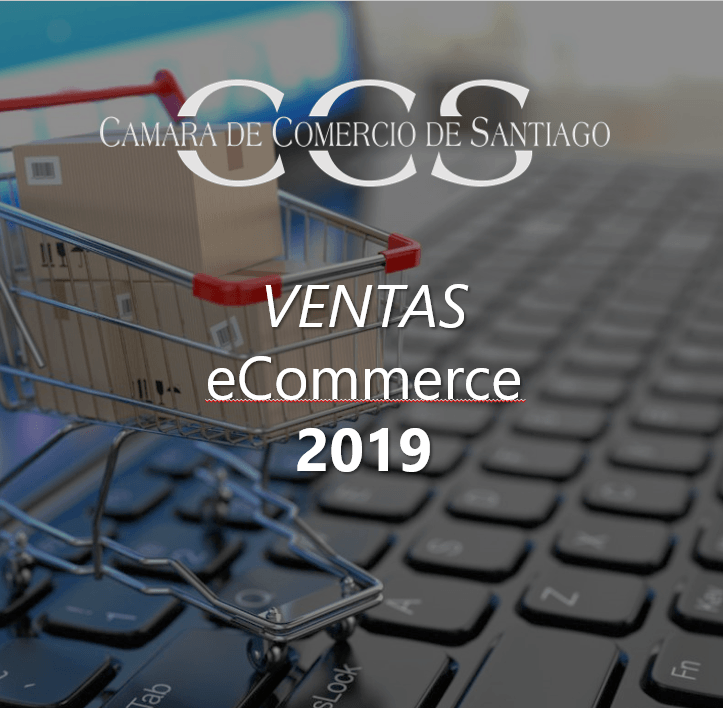 Estudio: Ventas eCommerce 2019 Chile