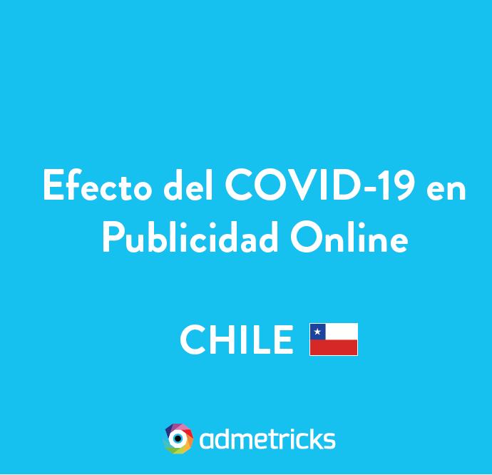 Estudio: Efecto del COVID-19 en la publicidad online CHILE
