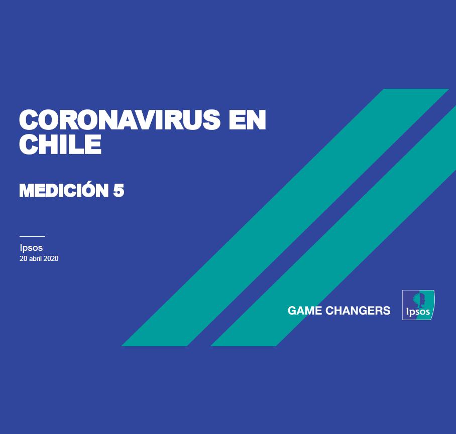 Estudio: Coronavirus en Chile  – medición 5