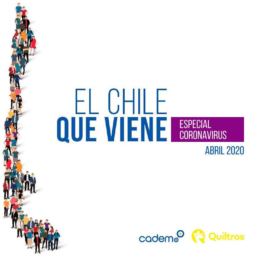 Estudio: El Chile que viene – Especial Coronavirus