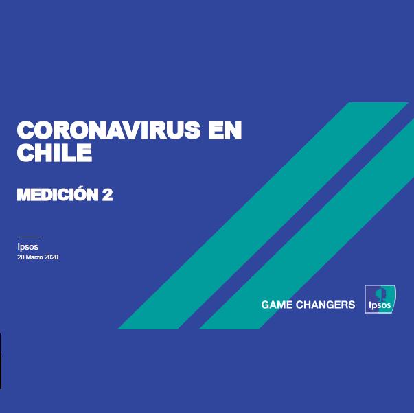 Estudio: Coronavirus en Chile  – medición 2
