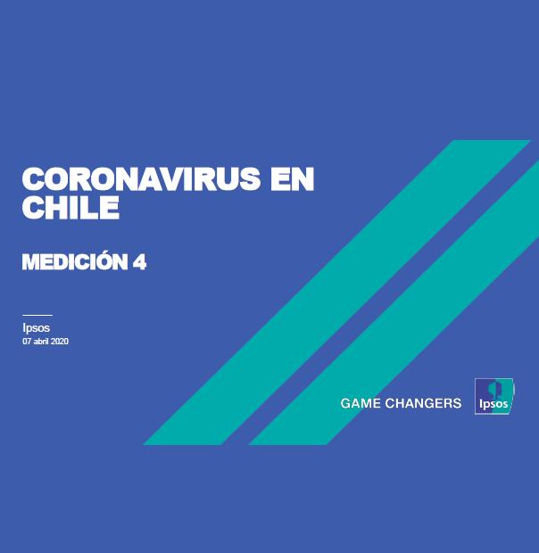 Estudio: Coronavirus en Chile  – medición 4