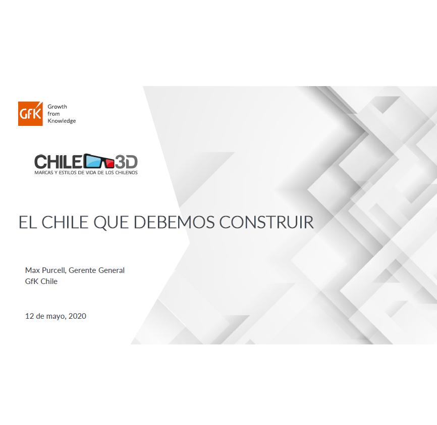 Estudio: El Chile que debemos construir [Chile 3D]