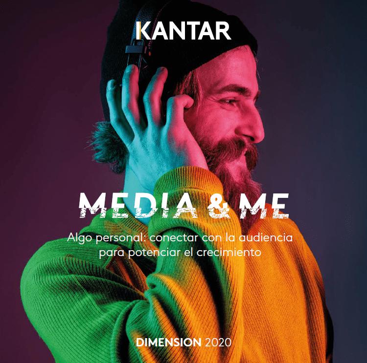 Estudio: Medios & Me – Algo personal: conectar con la audiencia para potenciar el crecimiento [dimensión 2020]