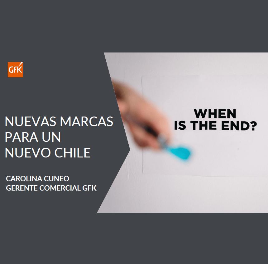 Estudio: Nuevas marcas para un nuevo Chile [Chile 3D]