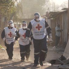 Imagen de la Nota: Cruz Roja Chilena intensificará  lucha contra COVID 19 gracias a alianza concretada con Nestlé