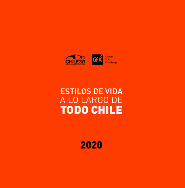Estudio: Estilos de Vida a lo largo de todo Chile 2020