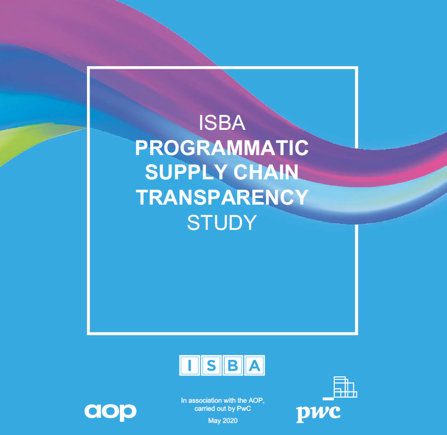 Estudio: Programmatic Supply Chain Transparency Study