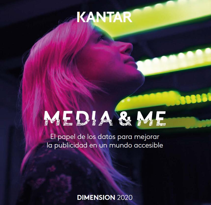 Estudio: Media & Me – El papel de los datos para mejorar la publicidad en un mundo accesible [Dimensión 2020]