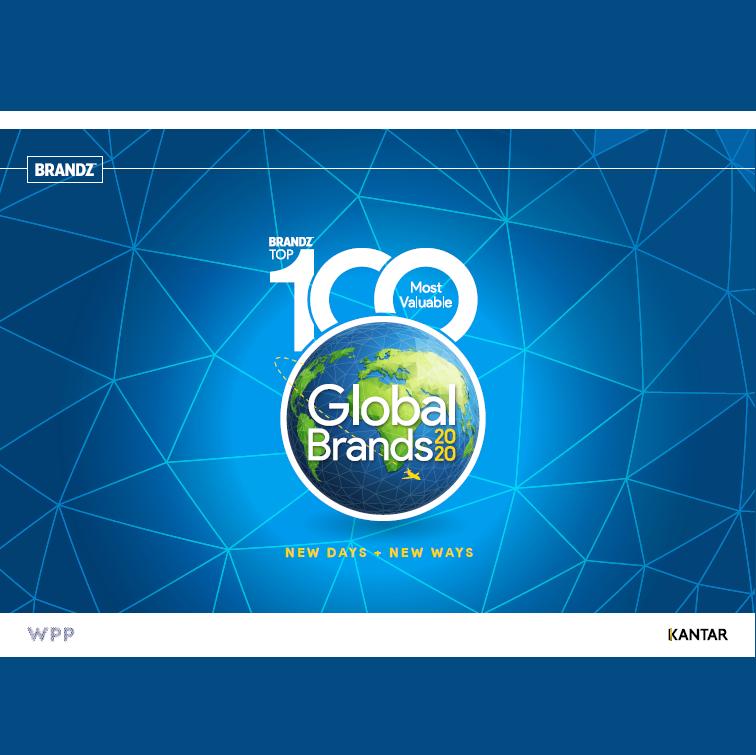 Estudio: BrandZ Top 100 Most Valuable – Global brands 2020