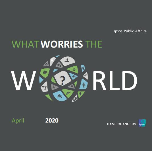 Estudio: What worries the world – [en español] april2020