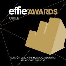 Imagen de la Nota: Concurso Effie Awards Chile 2020 abre nueva Categoría: Relaciones Públicas.