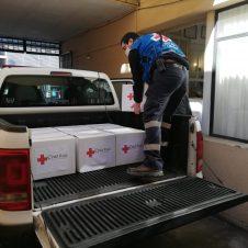 Imagen de la Nota: Nestlé y Cruz Roja Chilena distribuyeron ayuda humanitaria a comunidades en situación vulnerable de San Fernando