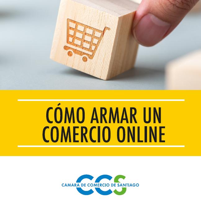 Estudio: Cómo armar un comercio online
