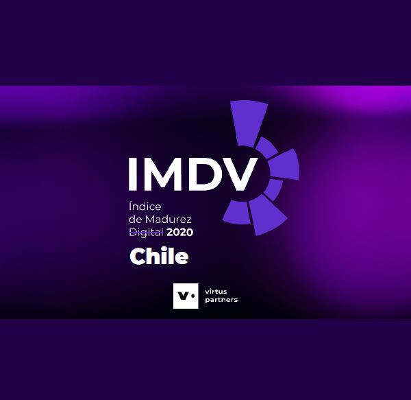 Estudio: Índice de Madurez Digital 2020 Chile