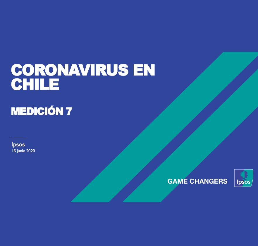 Estudio: Coronavirus en Chile – medición 7