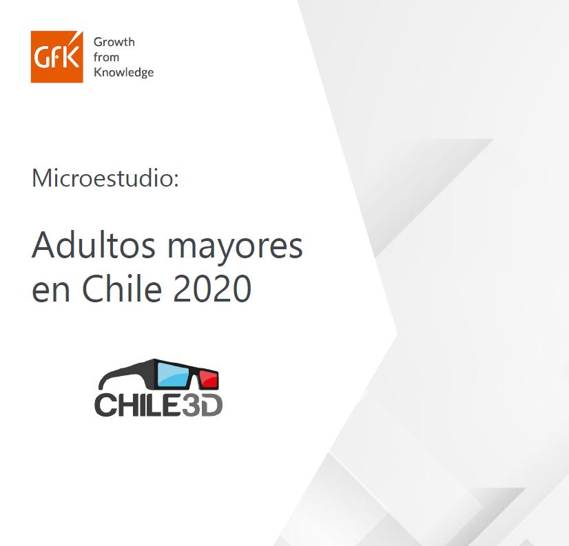 Estudio: Microestudio : Adultos mayores en Chile 2020 – Chile3D