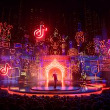 Imagen de la Nota: The Weeknd ofrecerá concierto virtual de cross-reality en exclusiva desde TikTok