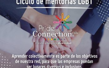 P&G Chile participó como empresa mentora en el primer ciclo de mentorías impulsado por Pride Connection