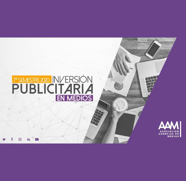 Estudio: Inversión Publicitaria en Medios – I Semestre 2020