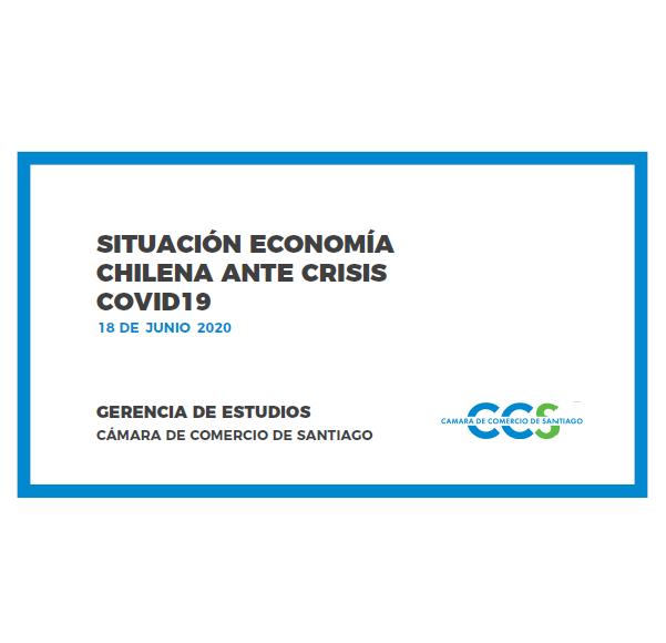 Estudio: Situación economía chilena ante crisis COVID19 [junio2020]