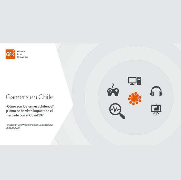 Estudio: Gamers en Chile ¿Cómo son los gamers chilenos? ¿Cómo se ha visto impactado el mercado con el Covid19?