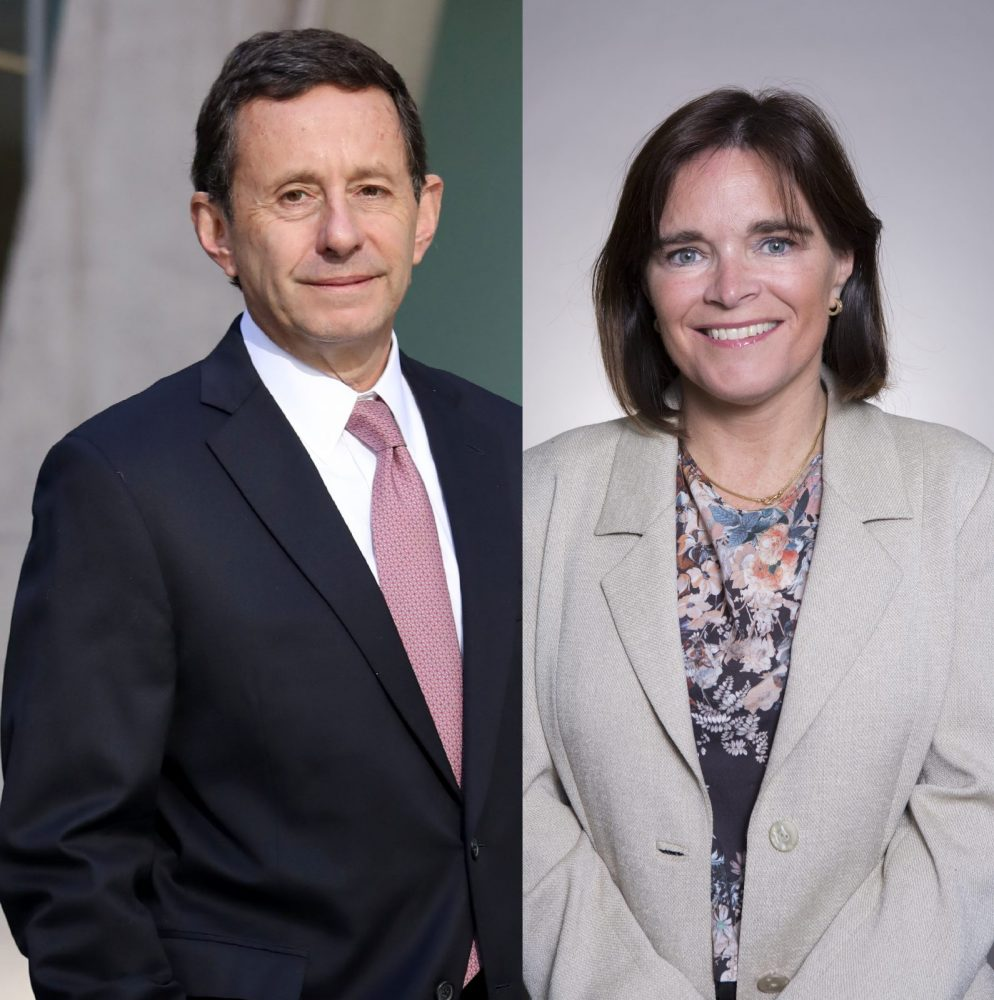 Imágen del Post: Proyecciones económicas: José De Gregorio y María Cecilia Cifuentes.