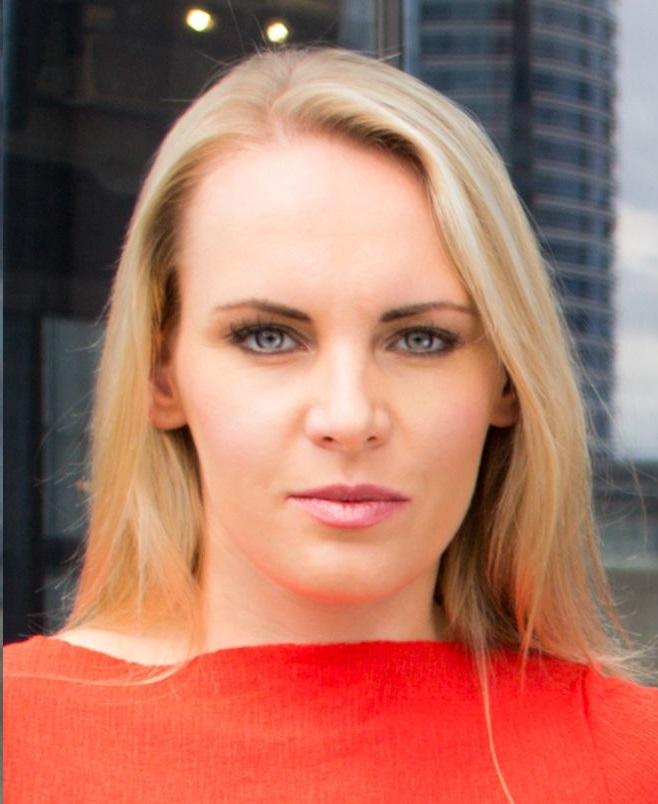 Kristi Rosenberg, Country Manager de Shippify.