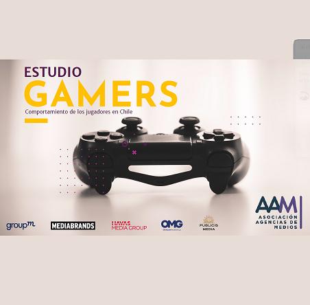 Estudio: Estudio Gamers – Comportamiento de los jugadores en Chile